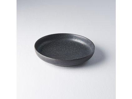 BB BLACK tányér magas széllel 20 cm