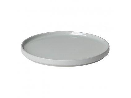 Desszertes tányér Mio világosszürke
