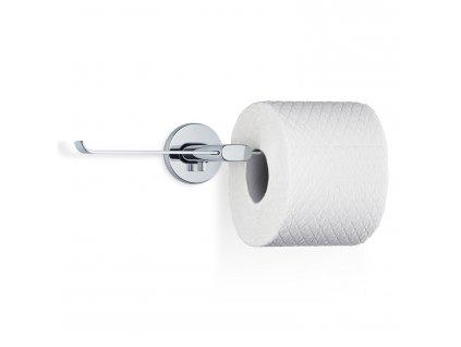 AREO toalettpapír-tartó, kettő tekercsre, fényes rozsdamentes acél