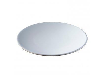 """Likid & Solid tányér """"tapas"""" tálaláshoz, mattfekete és fehér színű máz"""