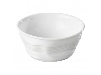 Froissés ramekin sütőforma, 0,17 liter, fehér, Revol