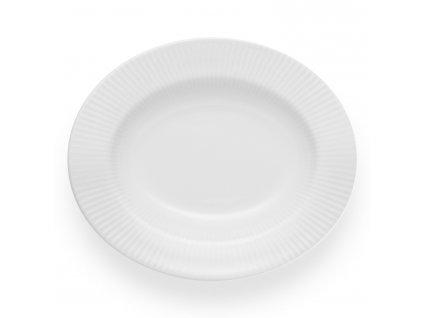 Legio Nova desszertes tányér, ovális