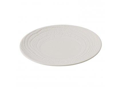 Arborescence desszertes tányér, elefántcsontfehér, Ø 21,5 cm, Revol