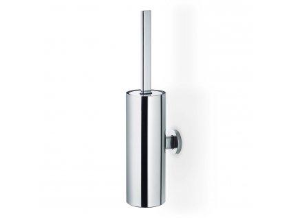 AREO WC-kefe, falra szerelhető, fényes rozsdamentes acél