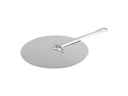 Univerzális fedő, rozsdamentes acél, Ø 24 cm