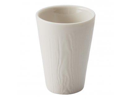 Arborescence espresso pohár, elefántcsontfehér, 8 cl