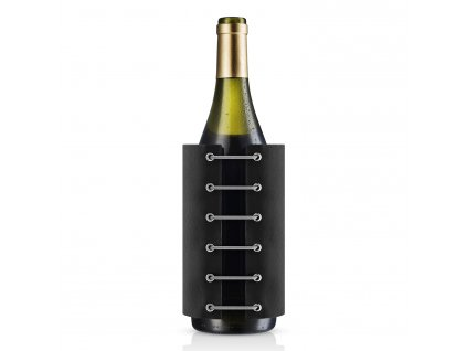 StayCool huzat borosüvegre, fekete