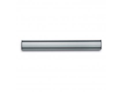 Mágneses késtartó, 35 cm, ezüstszínű