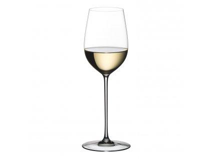 Viognier / Chardonnay kristály borospohár, Superleggero
