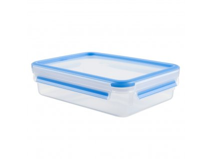 Ételtároló doboz Master Seal Fresh K3021412 Tefal téglalap alakú 1,2 l