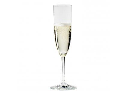 Champagne kristály pezsgőspoharak, Vinum