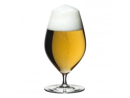 Beer kristály söröspoharak, Veritas