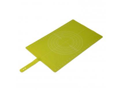 Roll-up™ szilikon nyújtólap, zöld