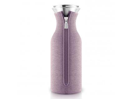 Hűtőszekrénybe való karaffa, 1,0 liter, mályvavirágszínű, Eva Solo