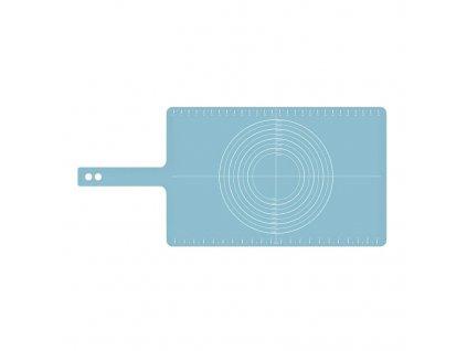 Roll-up™ szilikon nyújtólap, világoskék