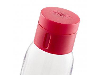 Dot™ palack a napi folyadékbevitel ellenőrzésére, sötét rózsaszín