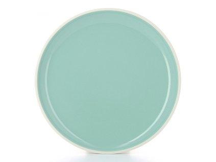 Color Lab desszertes tányér, szeladonzöld, Ø 20 cm