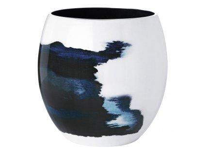 Stockholm váza, nagyméretű, 20,3 cm, aquatic, Nordic, stelton