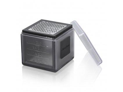 Multifunkciós reszelő Cube fekete Specialty