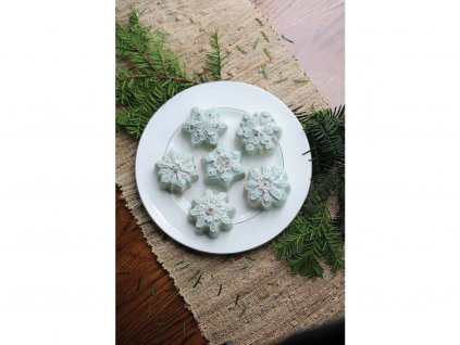 "Frozen Snowflake Bundt® ""hópehely"" sütőforma, 6 adagos"
