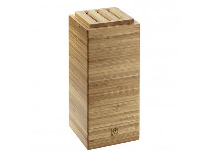 Bambuszdoboz konyhaeszközök tárolására, 24 cm