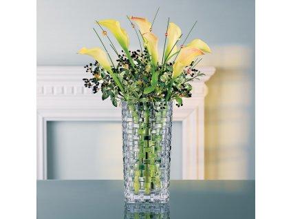 Széles váza 28 cm Bossa Nova