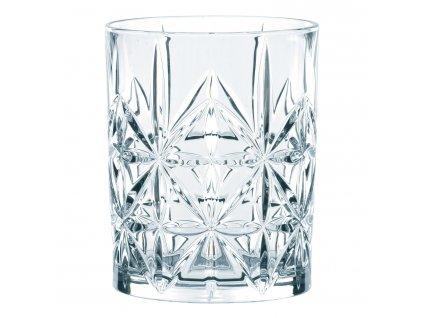 Highland whiskys kristálykészlet, 5 részes