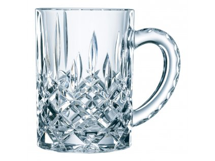 Noblesse kristály söröspohár, füllel