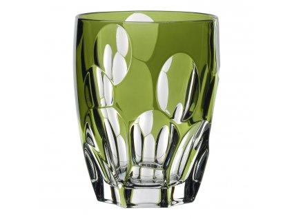 Szár nélküli pohár Verde Prezioso