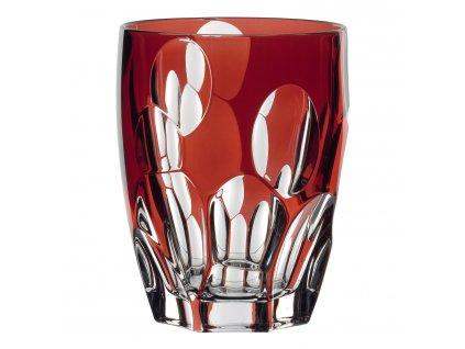 Szár nélküli pohár Rosso Prezioso