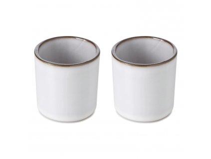 White Cumulus CARACTERE pohár ajándék szett, 2 db
