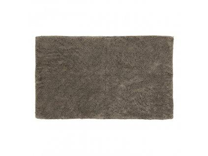 Fürdőszobaszőnyeg TWIN 60 x 100 cm sötét barna