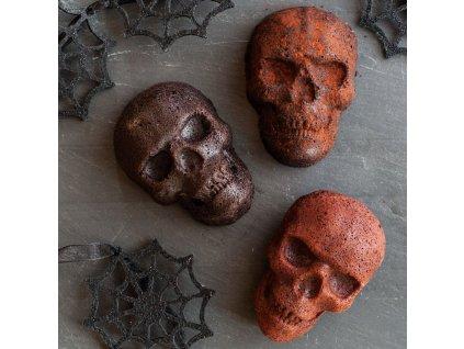 "Haunted Skull Bundt® ""koponya"" sütőforma, 6 adagos"