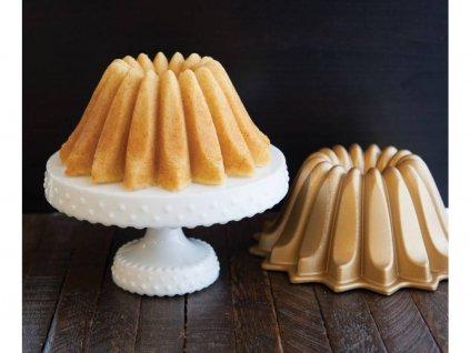 Lotus Bundt® kuglóf sütőforma, kisméretű