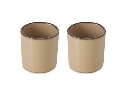 Nutmeg CARACTERE pohár ajándék szett, 2 db