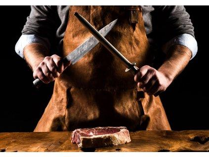 Élezőacél diamond Forged Intense 26 cm