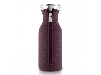 Hűtőszekrénybe való karaffa, 1,0 liter, burgundi vörös, Eva Solo
