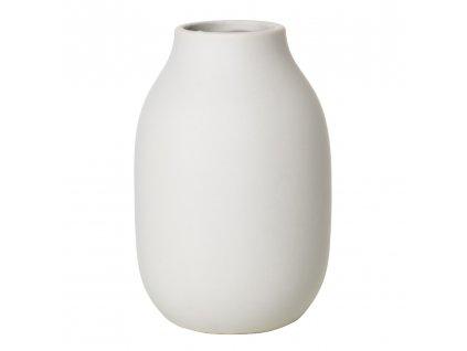 Váza COLORA krémszínű Ø 10,5 cm