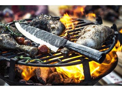 Szakácskés Forged Brute 20,5 cm