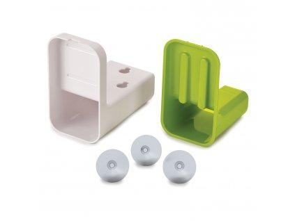 Sink Pod™ felakasztható tisztítószer-tároló, zöld