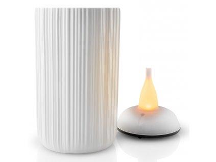 Nagyméretű porcelán gyertyatartó