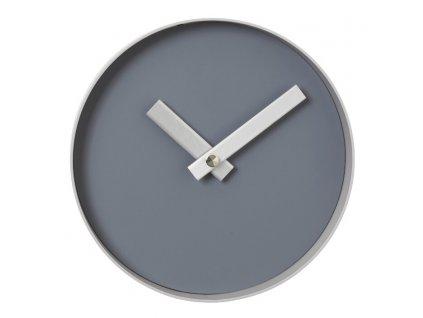 RIM fali óra, kicsi, szürke