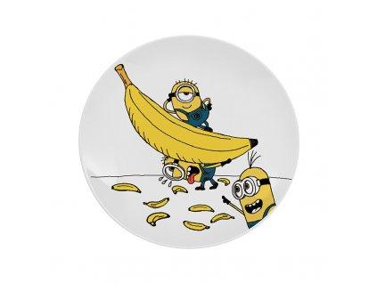 Gyerek evőeszköz készlet 6 részes Mimonyok ©Disney
