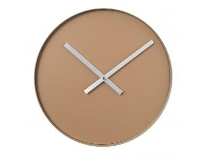 RIM fali óra, világos barna, nagy
