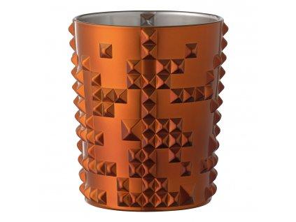 Copper Punk kristálypohár, szár nélküli