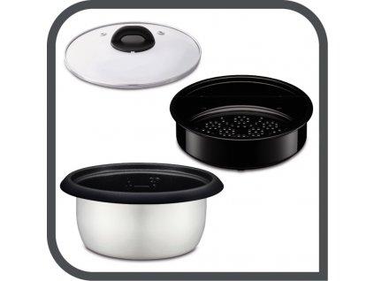 Tefal RK102811 rizsfőző, 1l