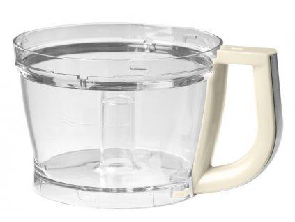 Konyhagép / food processor, 3,1 liter, marcipánfehér, KitchenAid