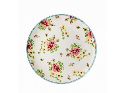 Lapos tányér Springtime Flowers Rosenthal 22 cm