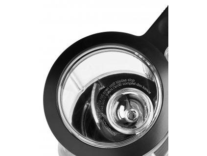 KitchenAid 5KFC0516 aprítógép, matt fekete