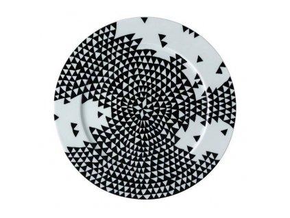 Tálaló tányér Magic Garden Black Seeds Rosenthal 33 cm
